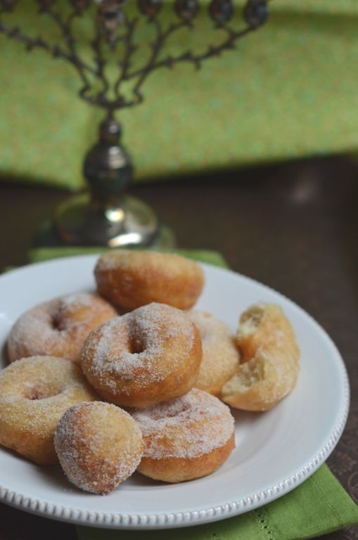 foodwanderings: Sfinge – A Moroccan Vegan Doughnut