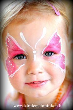 die 25 besten ideen zu kinderschminken anleitung auf pinterest kinder schminken clown filme. Black Bedroom Furniture Sets. Home Design Ideas