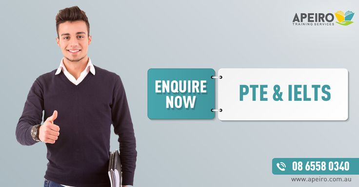 Give us a call on +618 6558 0340 for more queries for PTE & IELTS in Perth