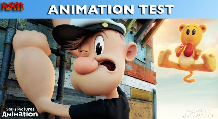 Genndy Tartakovsky's POPEYE Animation Test Get a look at Sony Pictures Animation's all-new POPEYE CG feature with a special animation test and introduction from Director Genndy Tartakovsky!
