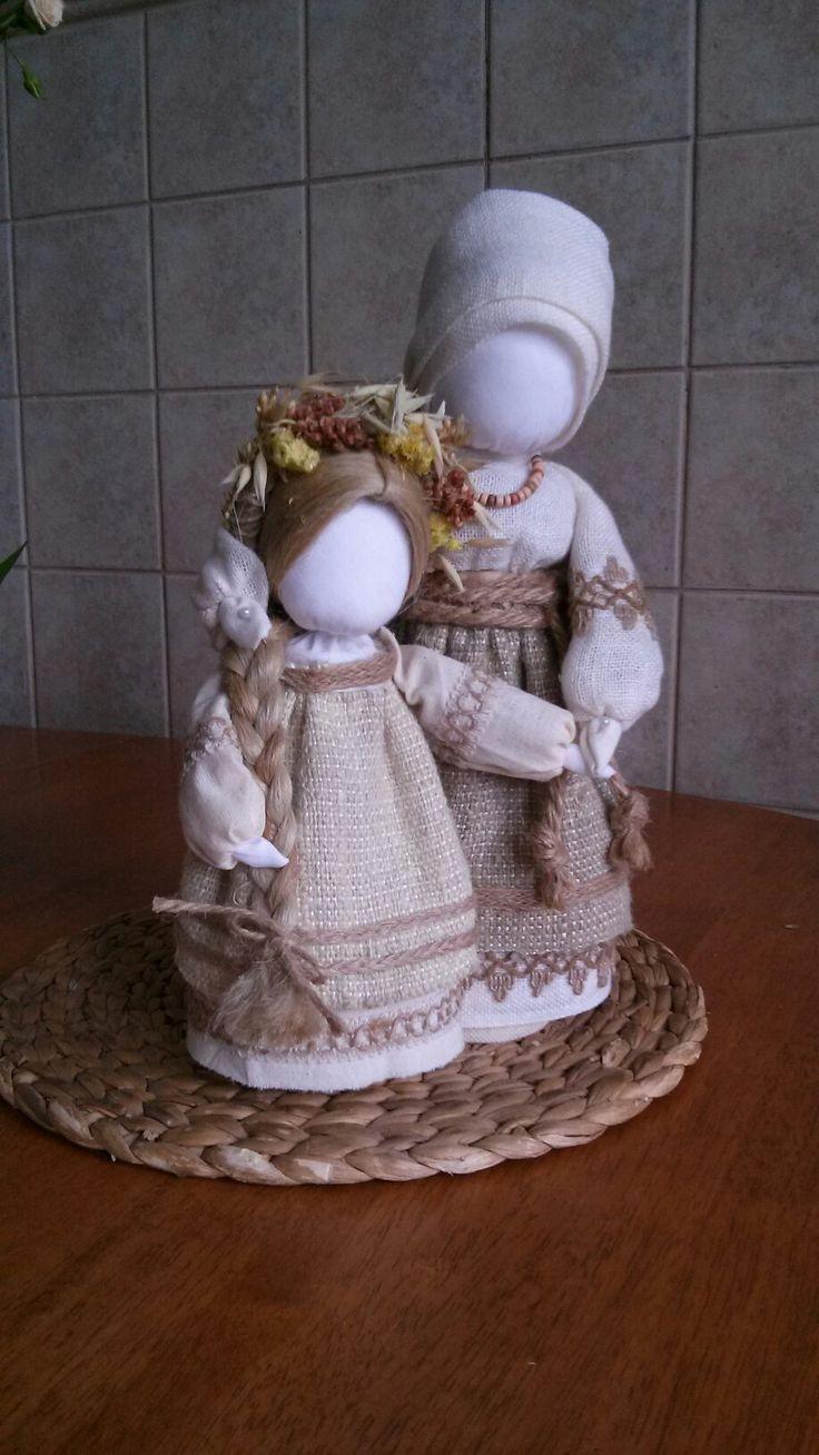 Ukrainian doll Motanka