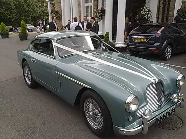 Perfect Pin By Rachel Cran On Wedding Wheels | Pinterest | Aston Martin, Wedding  Cars And Weddings