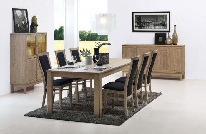 spisebord 100x180-238 - VANNERUP MØBELFABRIKK APS - Lynne - Møbelringen