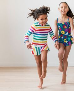1ecfa80263 Best camp basics for kids: Hanna Andersson swimwear. Click to see the Cool  Mom