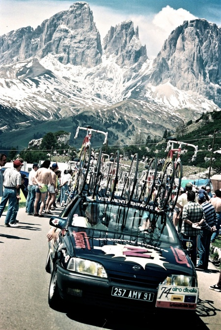 1991The Years, Cycling Inspiration, Jaren 90
