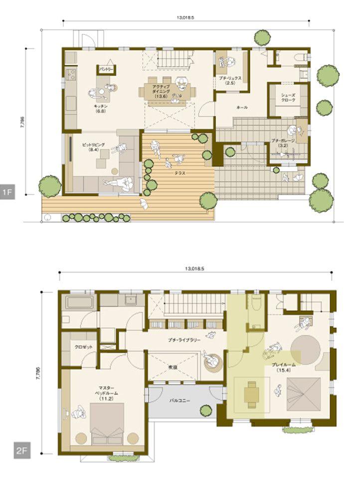 プラン | SONOMA(ソノマ)| 商品ラインナップ | 戸建住宅 |〈公式〉三井ホーム(注文住宅、賃貸・土地活用、医院・施設建築、リフォーム)