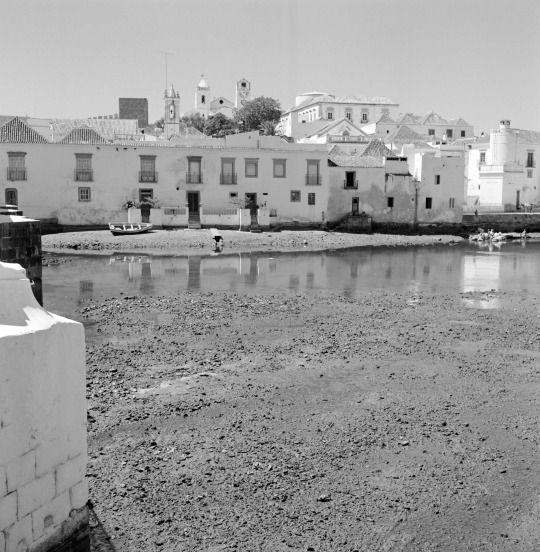 Artur Pastor: Algarve, Tavira. Décadas de 50/60
