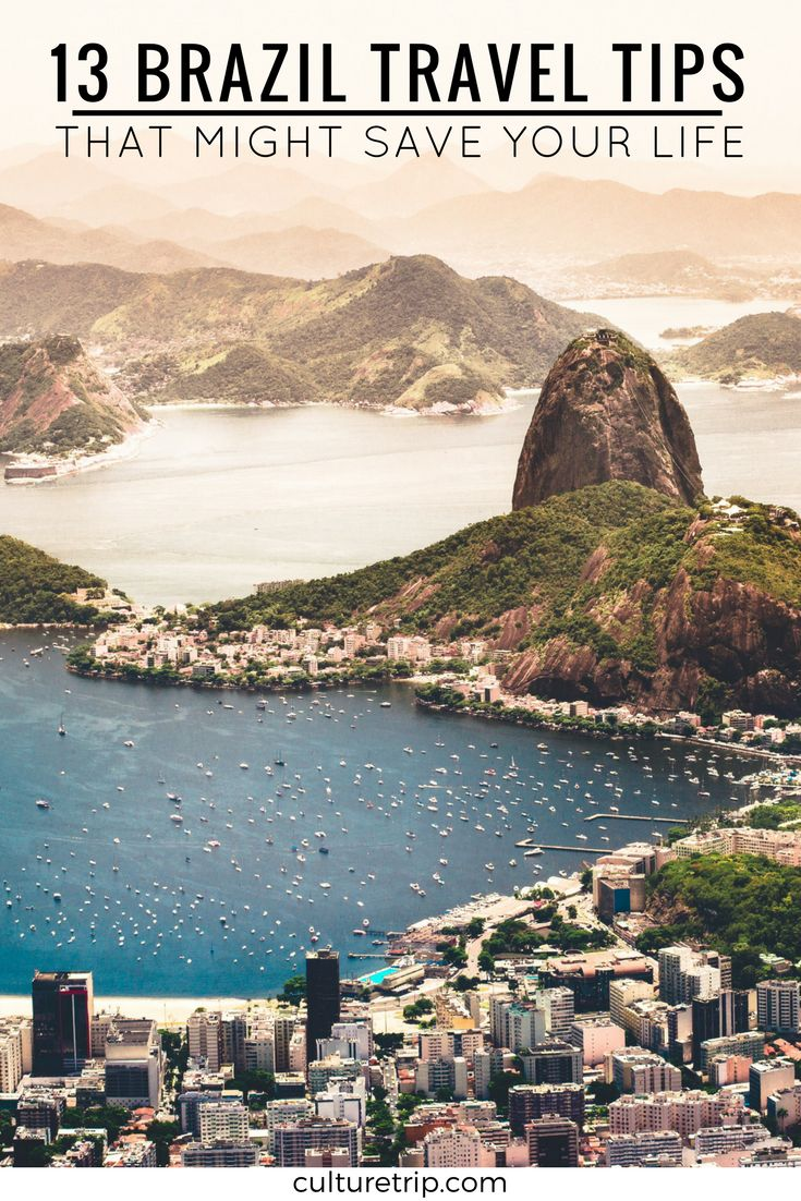 13 Brazil Travel Tips That Might Save Your Life