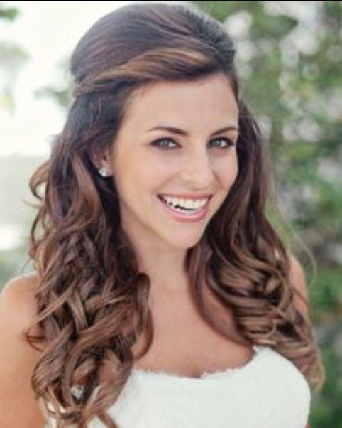 50 Dreamy Wedding Hairstyles For Long Hair: 174 Best Images About When I Dream Of My Future Wedding I