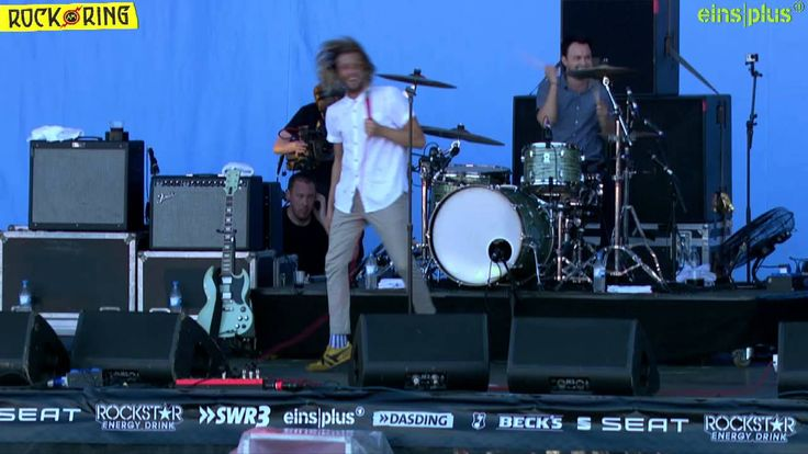 Awolnation - Live at Rock am Ring 2014 (HD)