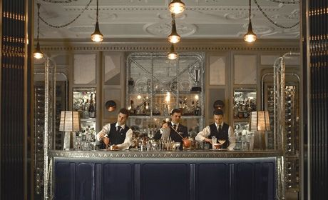 The Connaught Bar London - Top 10 Classic Cocktail Bars in London