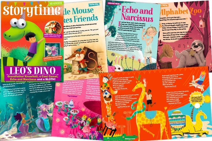 What's inside Storytime Issue 42? Fabulous stories, poems, activities and illustrations. A magazine you can treasure forever and it will help your children fall in love with reading! ~ STORYTIMEMAGAZINE.COM/ISSUES