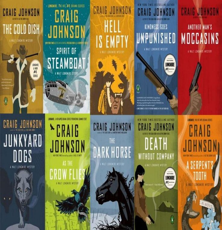 Image result for craig johnson books