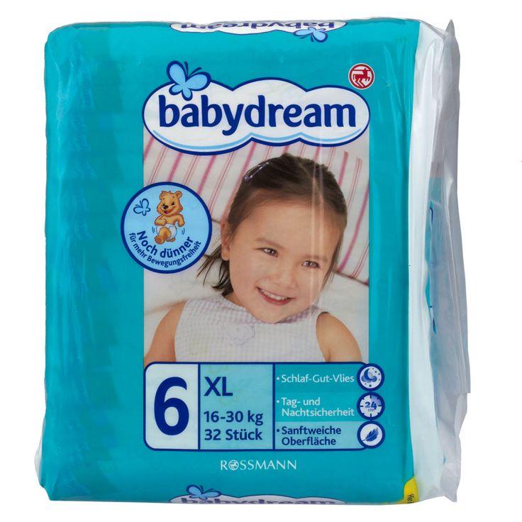 babydream Windeln XL - Rossmann