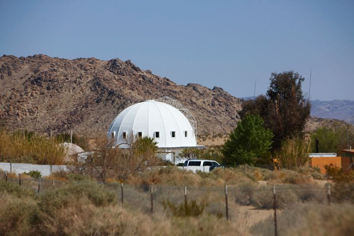 Alien Technology Given to Former Aviation Engineer in 1950s; Welcome to the Integratron | Starship Earth: The Big Picture