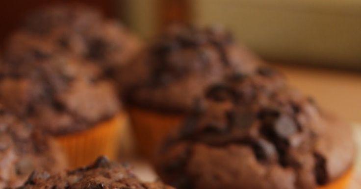 Çikolatalı Muffin- Çikolatalı Top Kek