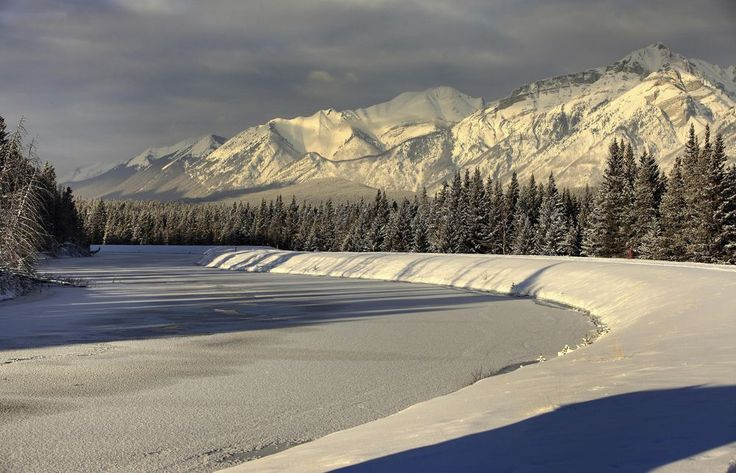 Winter in Banff Photo by Yan Gao — National Geographic Your Shot