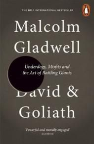 "See the Ted Talk on Malcolm Gladwell's ""David & Goliath"""
