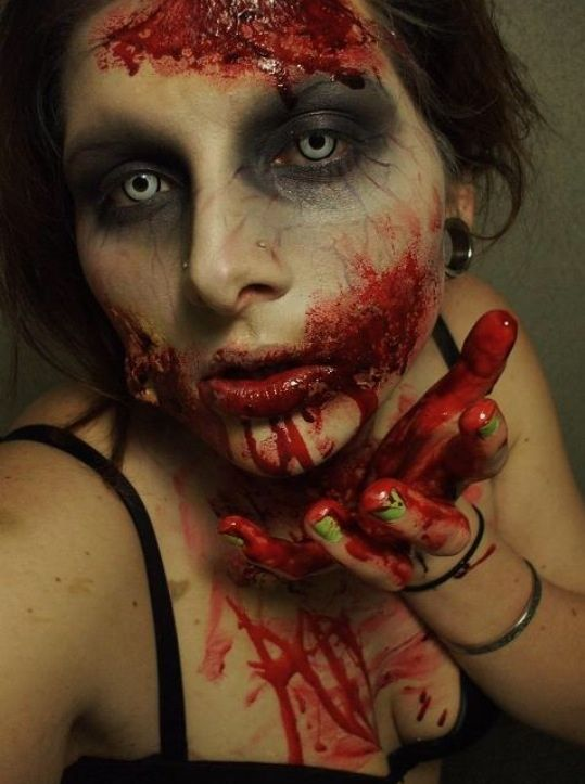 12 Best Images About Halloween On Pinterest | Mouths Eyes And Music Videos