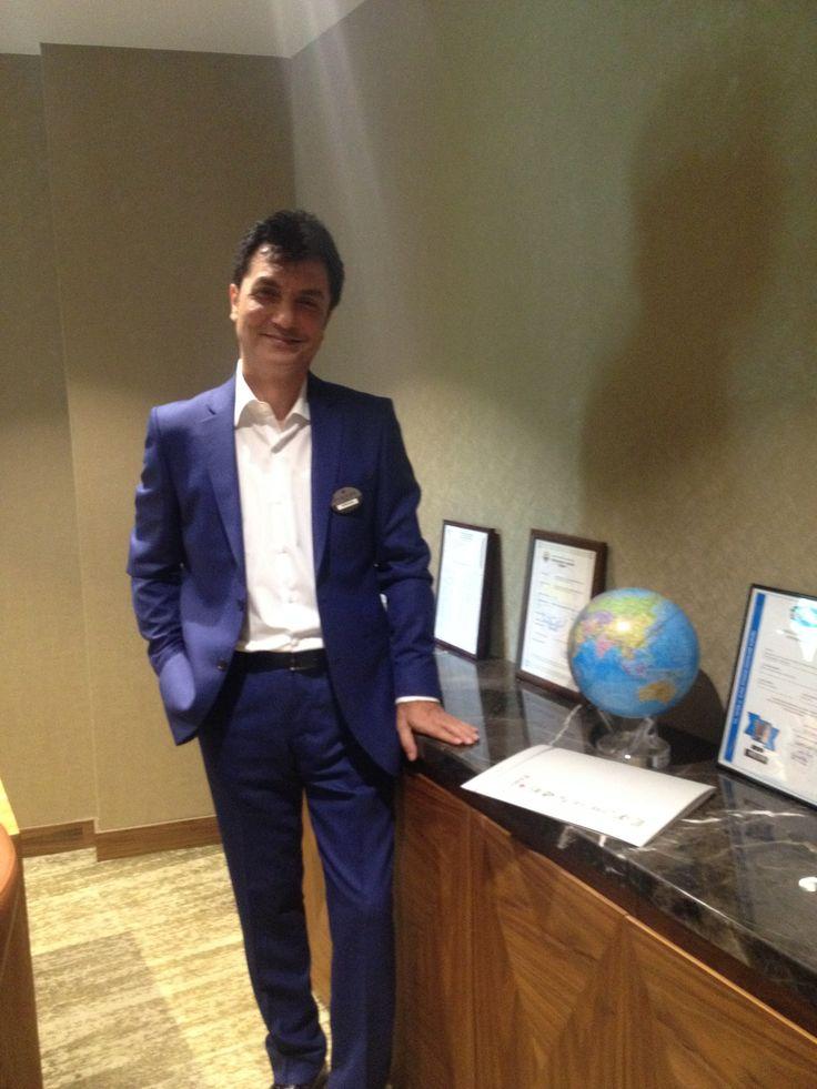 Birkan DOĞDU Ramada Hotel Müdürü