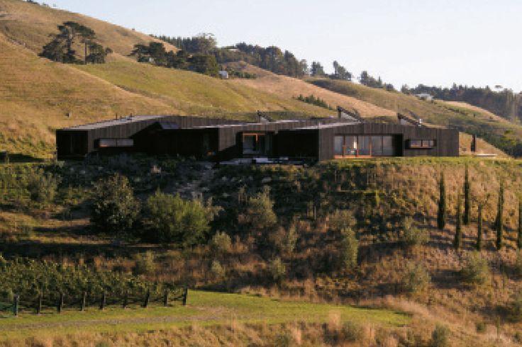 Te Mata House, Havelock North, Stevens Lawson Architects