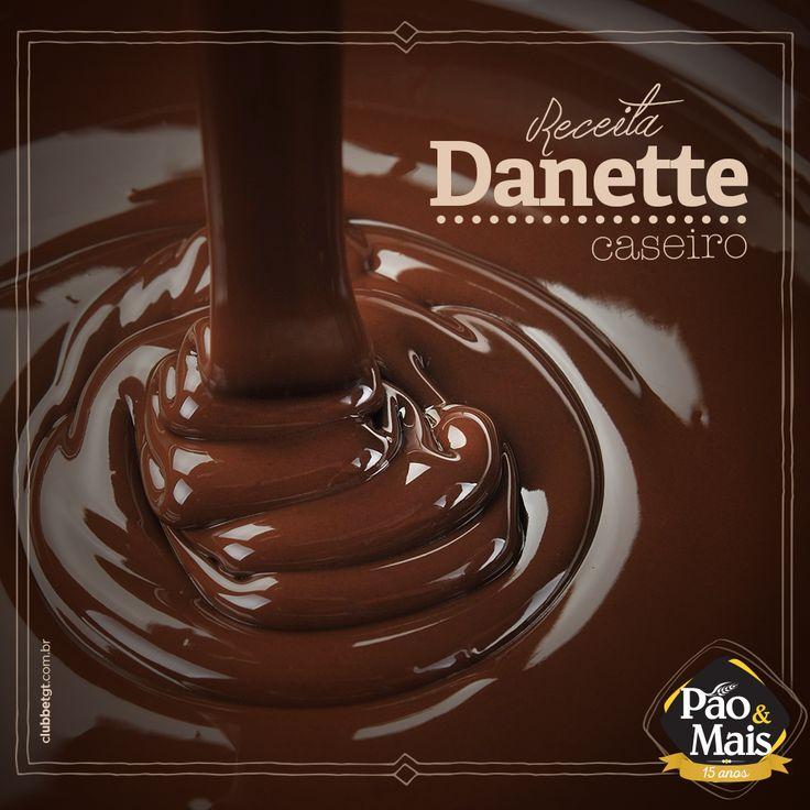 Imagina fazer um Danette em casa, com ingredientes super simples?! Confira aqui:  http://bit.ly/1LUs5RN