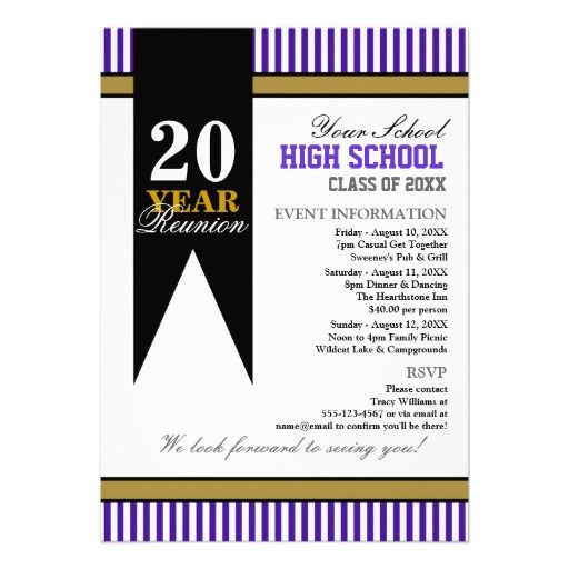 9 best Class Reunion Inivitations images on Pinterest Class - get together invitation template