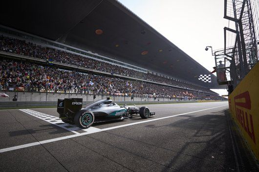ピレリ:F1中国グランプリ 決勝レースレポート  [F1 / Formula 1]