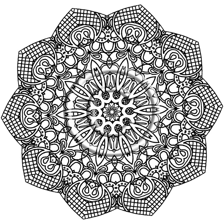 93 Best Art Projects Zentangle Images On Pinterest