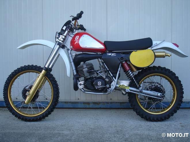 Husqvarna wr 250 #husquvarna #moto #cross #storia #vintage