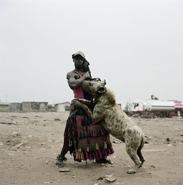 Lagos, Nigeria 2007 ©Pieter Hugo