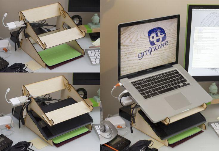 TLC: Laptop Stand