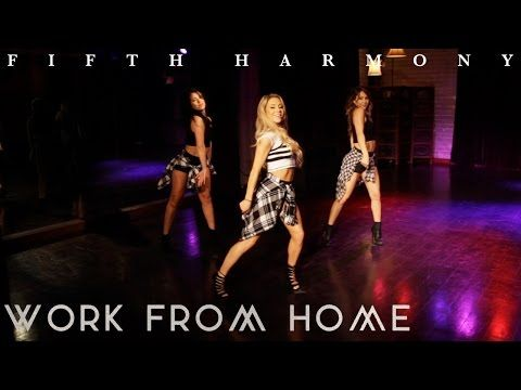 Fifth Harmony - Work From Home ft. Ty Dolla $ign (Dance Tutorial) - YouTube