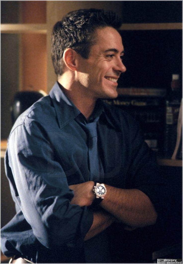 Robert Downey Jr. - I love seeing him smile