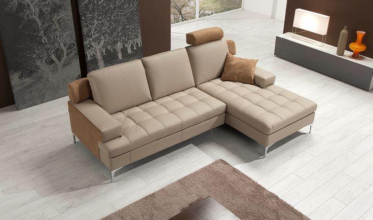Il divano ad angolo Gemma   Dondi salotti - Ambientazioni - #DondiSalotti #divani #divaniangolari #italiandesign #MadeinItaly #qualità. Scopri tutte le caratteristiche su: www.dondisalotti.it