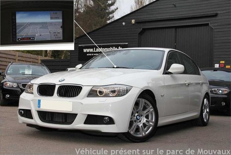 BMW SERIE 3 DIESEL 2011 BLANC 32898 km