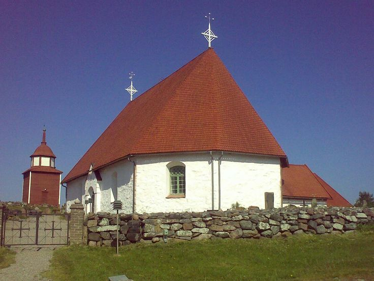 Kökar Church, Ahvenanmaa (Åland Islands), Finland