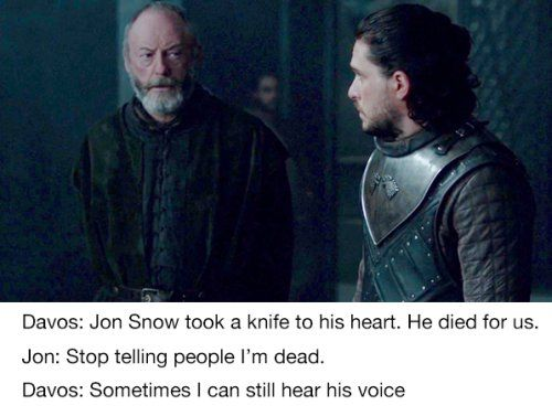 You know nothing of these Jon Snow memes (25 photos)
