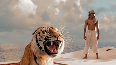 Życie Pi - przypowieść o chłopcu i tygrysie - Kielce