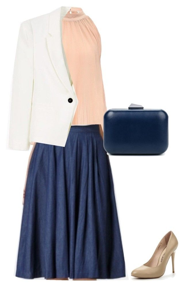 """""""on the way out"""" by asvetik on Polyvore featuring мода и Miss Miss"""