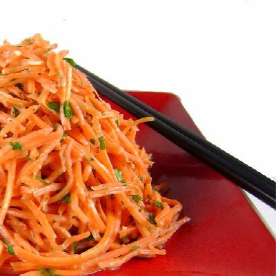 Asian Carrot Salad: Perfect Bites, Health Food, Lunches Recipes, Asian Style, Carrots Salad, Asian Styl Carrots, Carrots Slaw, Asian Carrots, Healthy Lunches