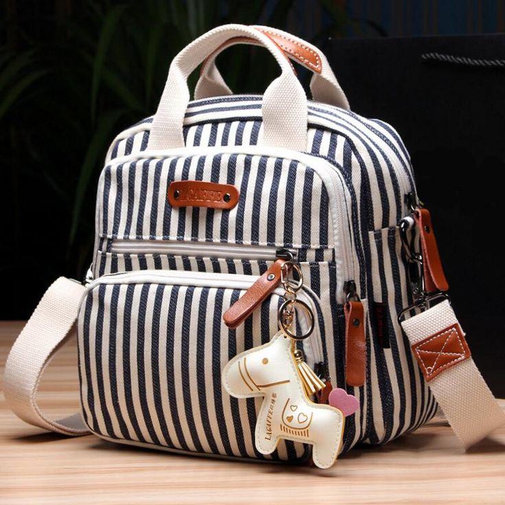 13 variantes de mochilas de pañales de mamá de moda