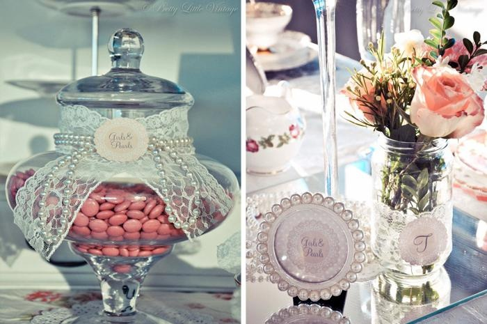 Vintage Bridal Shower