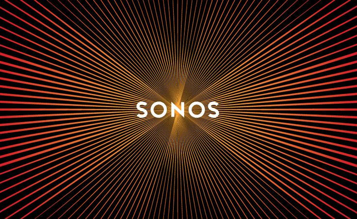 SONOS Re-branding, une identité visuelle cinétique !