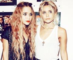 Mary K and Ashley