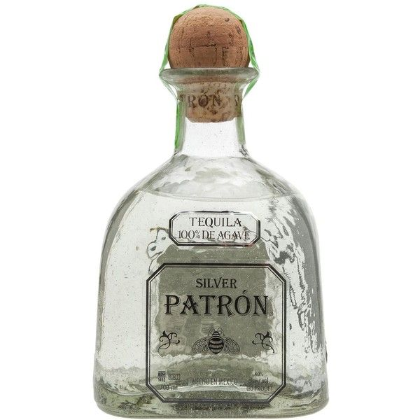 Patron Silver Tequila ($65) ❤ liked on Polyvore featuring home and kitchen & dining