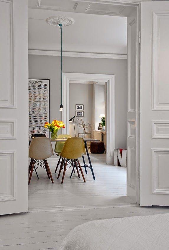 """Boa noite! O destaque de hoje vai para o blog Perfeita Ordem - Ideias de decoração e organização e seu post """"Cinza nas paredes ... Use sem medo"""" Veja aqui -> http://www.blogsdecor.com/perfeitaordem/cinza-nas-paredes-use-sem-medo/ #parede #wall #decor #decoracion #decoracao #cinza #gray"""