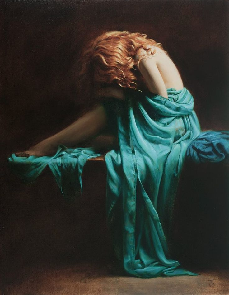 Once: Portraits (Women) |Realistic Figurative Painting