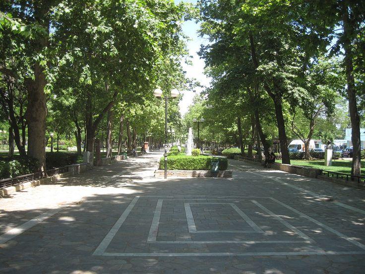 Alkazar park - Larissa,Greece - Wikipedia, the free encyclopedia