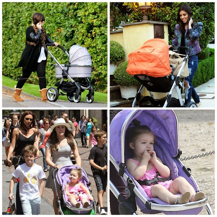 Celebrities prove that you just cant go wrong with iCandy. #Eurobaby #iCandy #Pushchair #Buggy #Baby